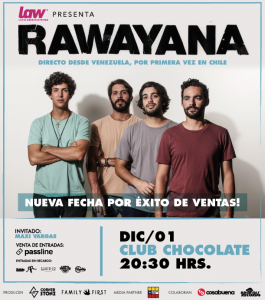 rawayana_segundoshow